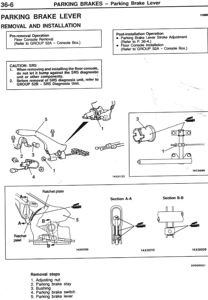 mitsubishi 380 service manual free download